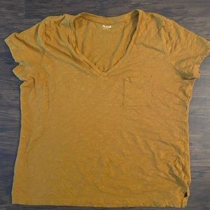 Madewell top. Size large.
